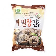 메밀왕만두 1,400g