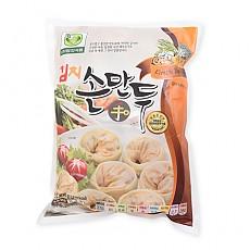 김치손만두 1,400g