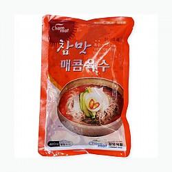 참맛 매콤육수 (냉동) 400g * 5개